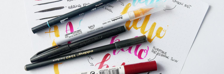 porównanie brush penów